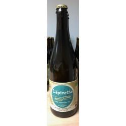 Bière Bio 75 cl