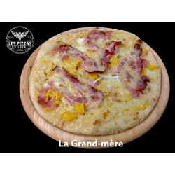 pizza l'orientale