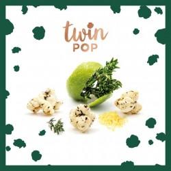 pop corn thym et citron