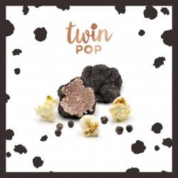 pop corn truffe et poivre noir