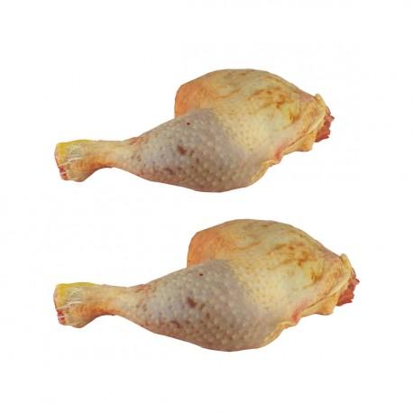 Cuisses de poulet plein air (600g)