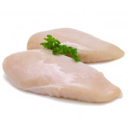 Filets de poulet plein air sous vide (430 grammes )