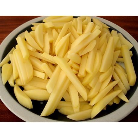 Frites fraîches
