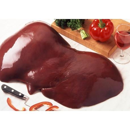 Foie de Boeuf ( 100 grammes)