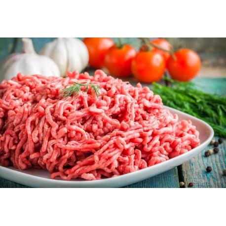 Hachis de bœuf