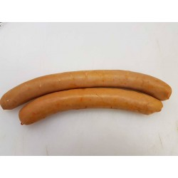 Saucisse à chauffer ou francfort ( 110 grammes )