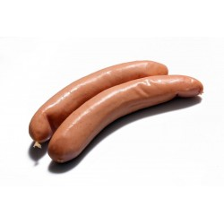 4 Saucisses de strasbourg ( 410 grammes )