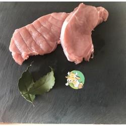 Côte de veau desossé ( 125 grammes )