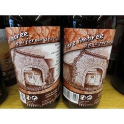 bière ambrée, safran, blonde, blanche, brune